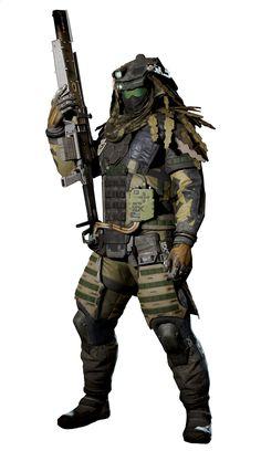 COD Infinite Warfare MP Rig Phantom Complete Call of Duty: Infinite Warfare Rigs (Classes) Guide