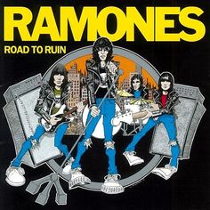 Ramones Road To Ruin – Knick Knack Records