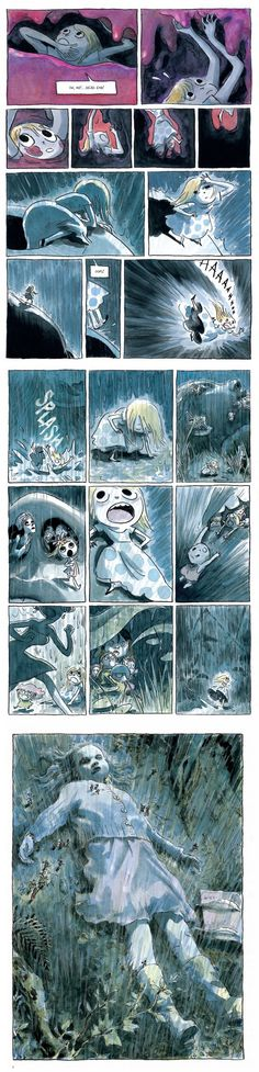 Beautiful darkness pgs. 6-8 | by Kami Garcia and Margaret Stohl