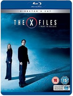 The X Files: I Want To Believe (including Bonus Digital Copy) [Blu-ray]