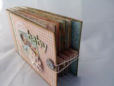 Ravn Design: Posealbum - DT Panduro Hobbys scrapbooking