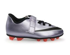 Nike Kids Mercurial Vortex II V FG-R Urban Lilac/Bright Mango/Black