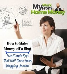 make money off a blog