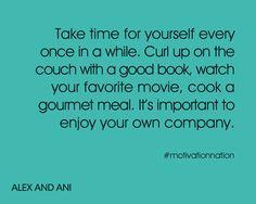 "True...looking forward to a ""me"" weekend!"