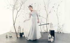 Hollywood Glamour, Formal Dresses, Wedding Dresses, Aurora, Diana, Finland, Photoshoot, Collaboration, Students