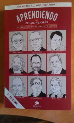 """Tercera Edición de """"Aprendiendo de los mejores"""" (Alienta, 2013)  www.aprendiendodelosmejores.es"""