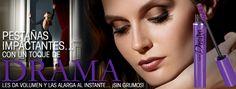 Drama Mascara...Búscala en Campaña 21.