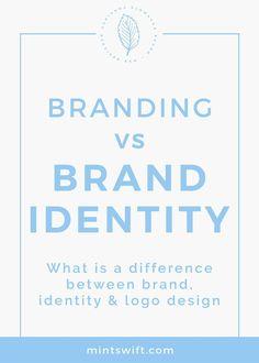 Brand vs brand ident