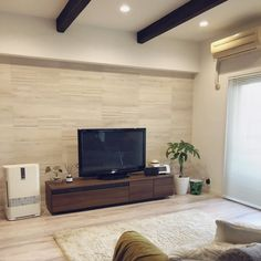 Media Wall, Tv Unit, New Homes, Room Decor, House Design, House Interiors, House Decorations, Houses, Walls