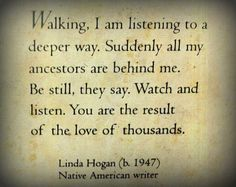 Beautiful Native American wisdom