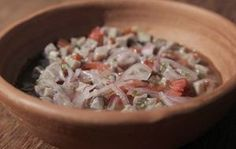 Como fazer cuscuz marroquino com alcaparras - Receitas - GNT