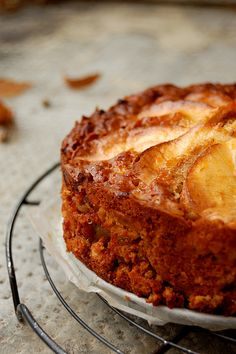 Cake norvegien aux pommes
