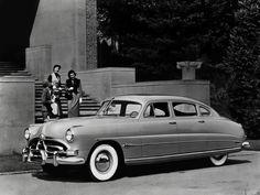 Hudson Hornet Sedan 1951.