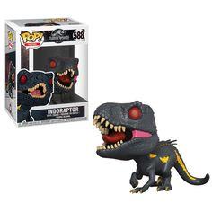 Pre-Order Funko Pop! Jurassic World 2 Indoraptor Figure