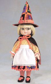 Ann Estelle Trick or Treat Doll Halloween Mary Engelbreit Tonner | eBay
