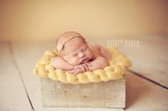 Newborn Posing & More | Featured Newborn Photography Props