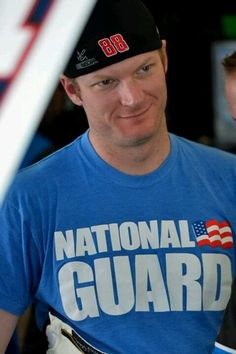 Dale Jr! So cute!!!