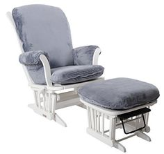 The Cover Me Glider Chair Cover is the perfect way to add style to your nursery, update your decor or beautify an older chair. Made from a highly durable polyester fabric that is easy to clean and machine washable, the Cover Me will keep your glider protected and looking new through the... more details available at https://furniture.bestselleroutlets.com/game-recreation-room-furniture/gliders/product-review-for-luxe-basics-cover-me-glider-chair-cover-chair-not-included-gray/