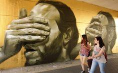 Mesa New Mural @ Valencia, Spain