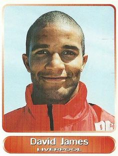 David James Fc Liverpool, Liverpool Football Club, Football Fans, Football Players, Laws Of The Game, Association Football, Most Popular Sports, David James, Goalkeeper