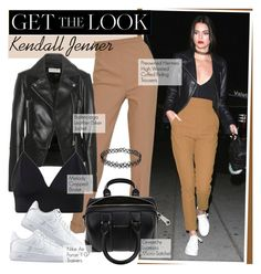 """Kendall Jenner"" by oshint ❤ liked on Polyvore featuring Hermès, Balenciaga, NIKE, Givenchy, awesome, amazing, fabulous, kendalljenner and PVNewArrivals"