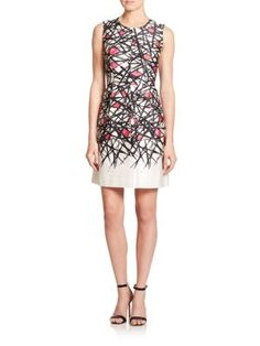 Milly Coco Printed Dress- 395