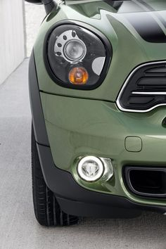 According to MINI US product managers, all current MINI models will get the same LED fog lights that debuted this week on the. Mini Cooper Country, Black Mini Cooper, Mini Cooper Custom, New Mini Cooper, Mini Countryman, Mini Clubman, My Dream Car, Dream Cars, Mini Coper