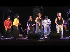 ▶ 'Tok' body percussion group performs at Luz de Gas in Barcelona - YouTube