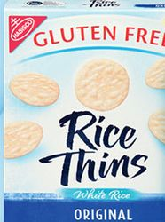 Hurry!  Free Product Coupon for Gluten Free Nabisco Rice Thins! ($2.50 Value)