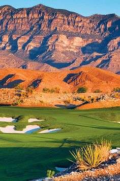 Coyote Springs golf club, Las Vegas #golfing