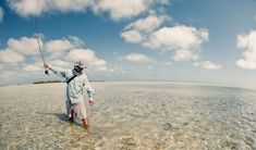 Wading is an exciting way to experience saltwater flats fishing for species like bonefish and permit. It offers the angler a more personal, ...