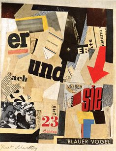schwitters art - Google Search