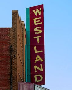 Westland in Elk City, Oklahoma. Went to many movies there!!!!