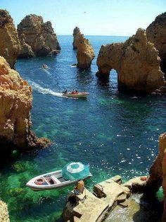 Ponta da Piedade,CostA do Algarve,PORTUGAL