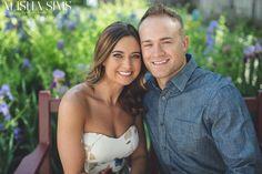 Erika and Dane Engagement | New Harmony Indiana Wedding Photography — Alisha Sims Photography