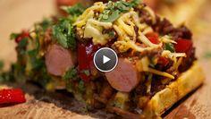 Hotdog-chiliwafels - Rudolphs Bakery | 24Kitchen
