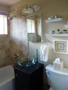 .small bathroom idea