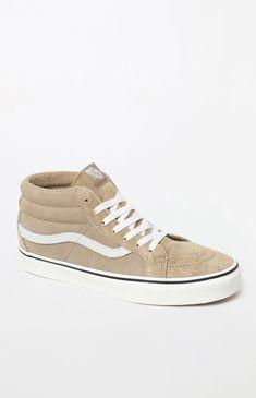 6b53b52d96 Vans Suede Sk8-Mid Reissue Shoes - 11 Mid Top Shoes