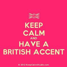 Learn British English » Learn British English free online