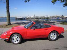 Ferrari Dino Spyder replica. (Mazda MX5 based)