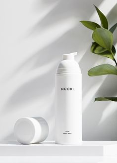 Vital Body Balm X NUORI - Domino. Advertising Photography, Photography Branding, Commercial Photography, Product Photography, Skincare Packaging, Cosmetic Packaging, Cosmetic Design, Best Skincare Products, Hand Cream