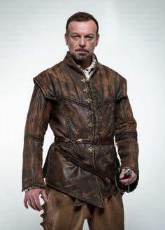 Hugo Speer (Treville) (The Musketeers)