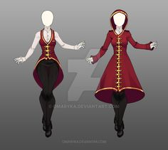 [Closed] Adoptable Outfit Auction - #3 by Omaryka.deviantart.com on @DeviantArt