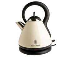 Cream Heritage Kettle – 18256