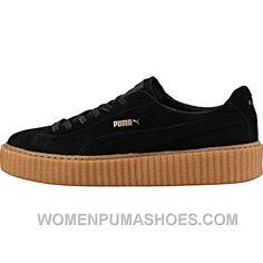 044376ec7c68 Puma By Rihanna Creeper (Mens) - Black Gum Top Deals GDGiz