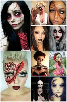 Sexy Scary Halloween Costumes: Science Laboratory Halloween Costumes Women Scary, Halloween Stories, Halloween Horror, Halloween Cosplay, Halloween Makeup, Halloween 2018, Halloween Ideas, Holiday Makeup, Halloween Stuff