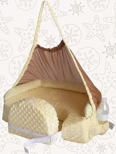 Double Blessing eco-friendly nursing pillow