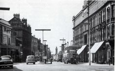 Church Street, Preston c.1950