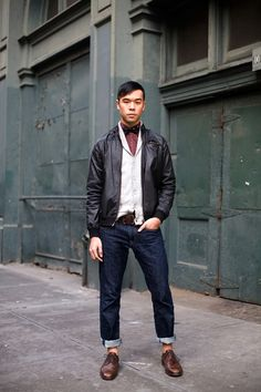 layering for men   On the Street….West 21st, NYC « The Sartorialist