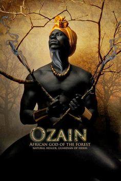 Deuses africanos retratados em incrível série fotográfica ~ Pêssega d'Oro